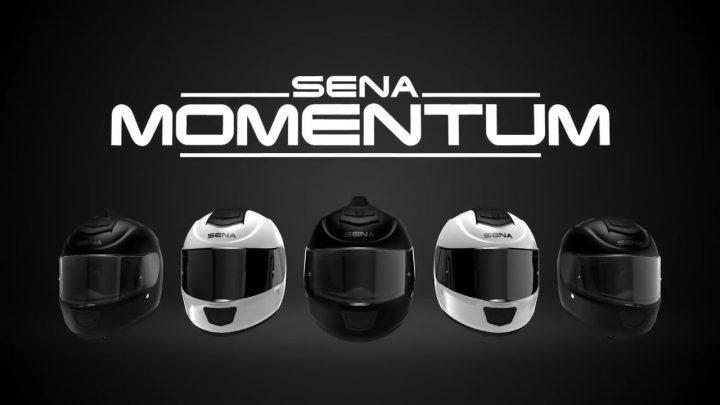 Casque intégral Momentum de SENA