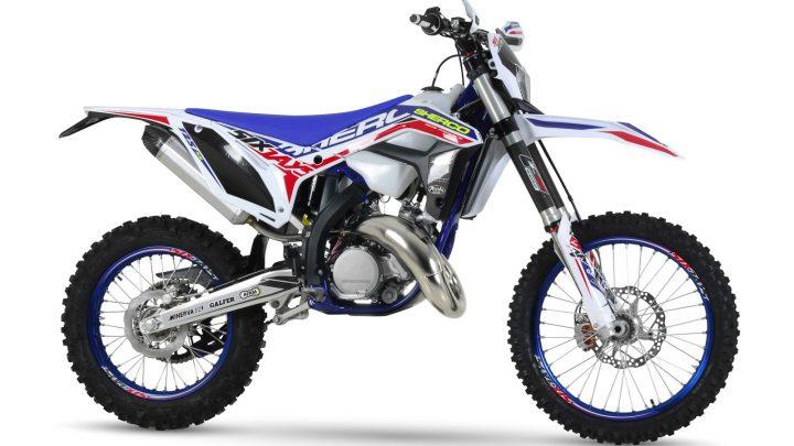 Les motocyclettes hors route Françaises Sherco maintenant distribuées au Canada