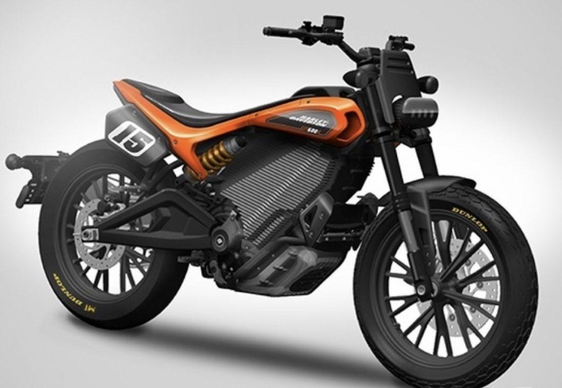 Une nouvelle Harley-Davidson électrique, ENCORE?