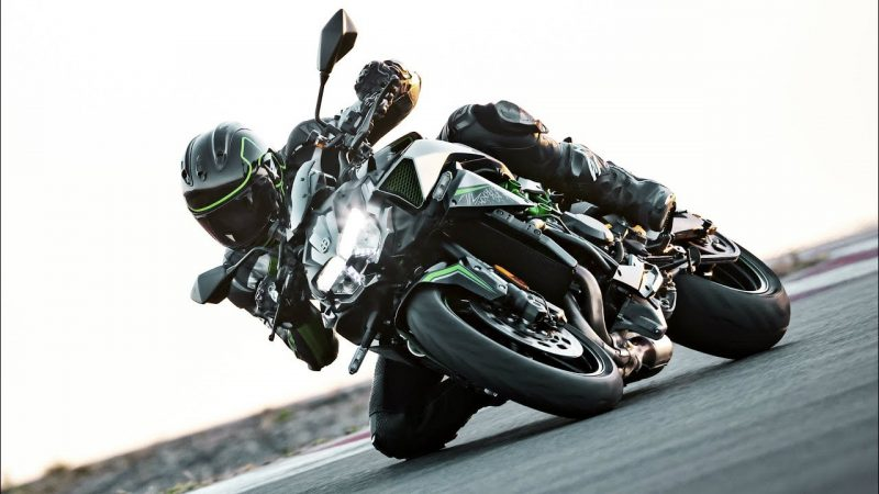 ESSAI : Kawasaki ZH2 2020 - Motocycliste.net